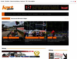 kart-magazin.de screenshot