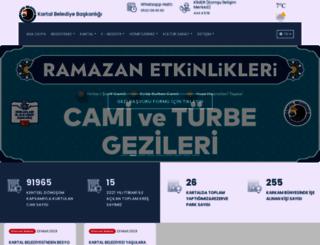 kartal.bel.tr screenshot