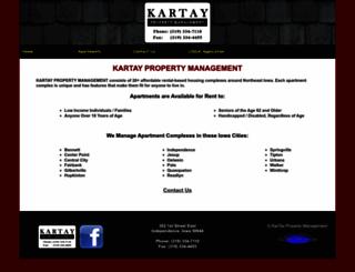 kartayapartments.com screenshot