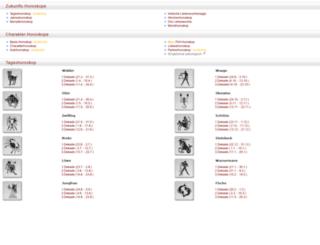 kartenleger.astroservice.com screenshot