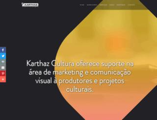 karthaz.com.br screenshot