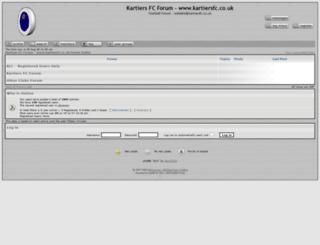 kartiersfc.informe.com screenshot