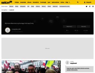 kartofel.salon24.pl screenshot