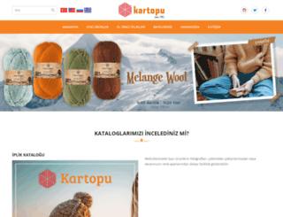 kartopu.com.tr screenshot