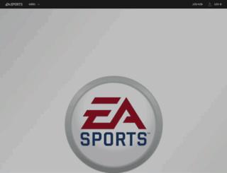 kartracing.easports.com screenshot