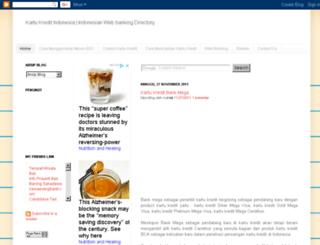 kartukreditindonesia.com screenshot