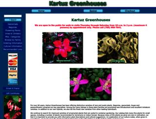 kartuz.com screenshot