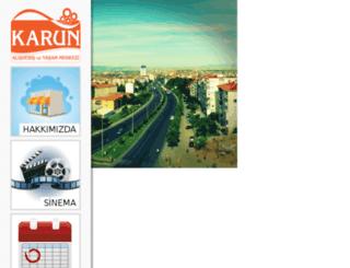 karunavm.com screenshot