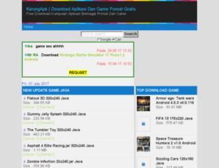 karungapk.wapka.mobi screenshot