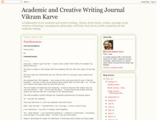 karvediat.blogspot.com screenshot
