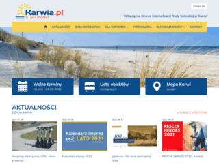 karwia.pl screenshot