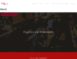 kary.cz screenshot