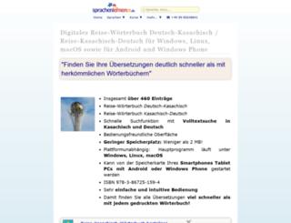 kasachisch-woerterbuch.online-media-world24.de screenshot