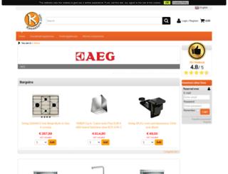 kasastore.com screenshot