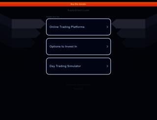 kasbdirect.com screenshot