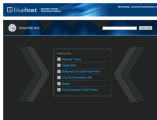 kaschte.net screenshot
