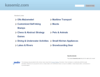kasemiz.com screenshot
