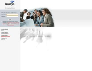 kaseya.macom.com screenshot