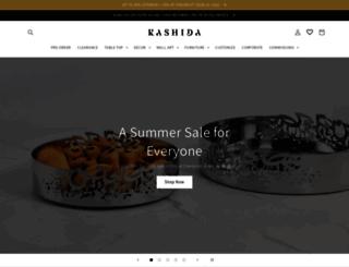 kashidadesign.com screenshot