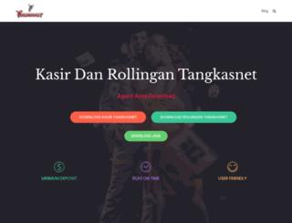 kasirtangkasnet.com screenshot