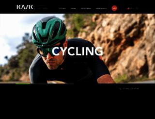 kask.com screenshot