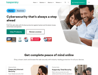 kaspersky.com.my screenshot