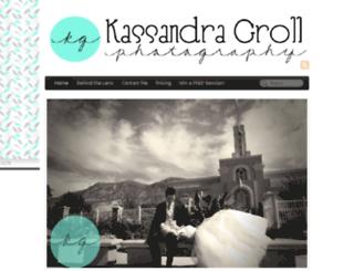 kassandragrollphotography.com screenshot