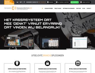 kassasystemen.nl screenshot