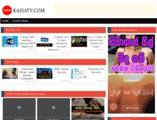 kassatv.com screenshot