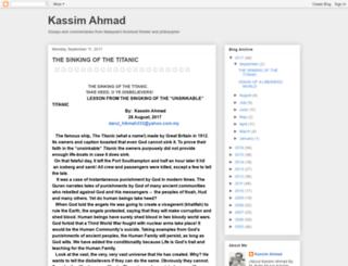 kassimahmad.blogspot.com screenshot