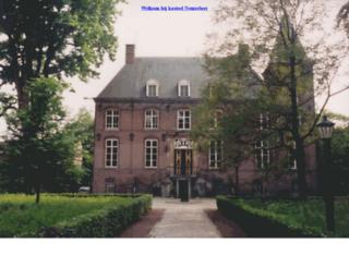 kasteelnemerlaer.nl screenshot