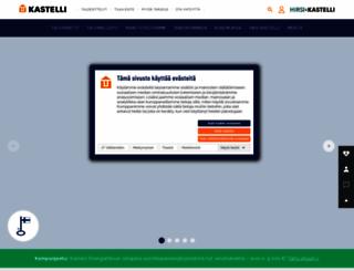 kastelli.fi screenshot