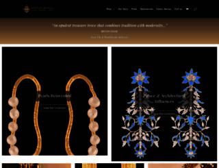 kasturjewels.com screenshot