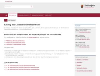 kat.lbz-rlp.de screenshot