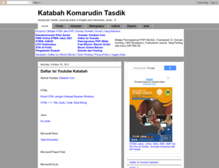 katabah.com screenshot