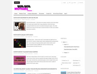 katakatamutiaraterbaruu.blogspot.com screenshot
