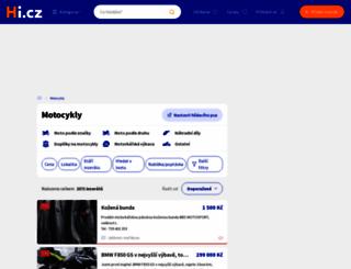 katalog-motocyklu.cz screenshot