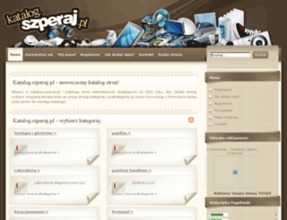 katalog.szperaj.pl screenshot