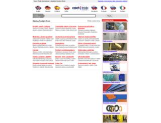 katalog.trade.cz screenshot