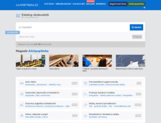 katalogdodavatelu.cz screenshot