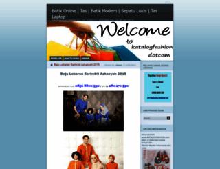 katalogfashion.wordpress.com screenshot