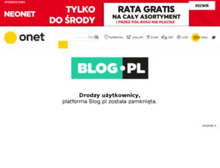 katalogi.blog.pl screenshot