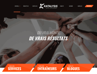 katalysis.ca screenshot