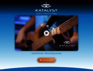 katalyst.co.za screenshot