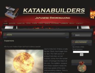 katanabuilders.com screenshot