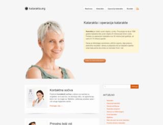 katarakta.org screenshot