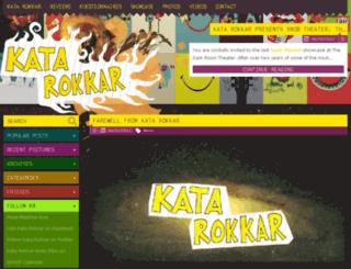 katarokkar.cribble.net screenshot