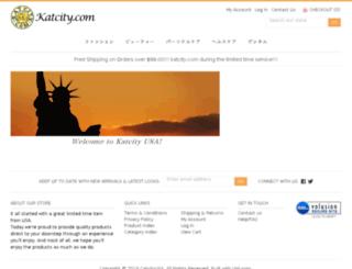 katcity.com screenshot