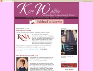 kate-walker.blogspot.com screenshot