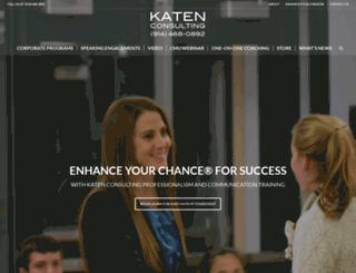 katenconsulting.net screenshot